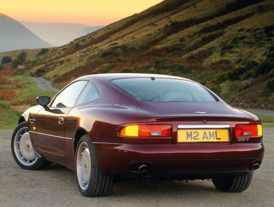 Aston Martin Db7 1994 99
