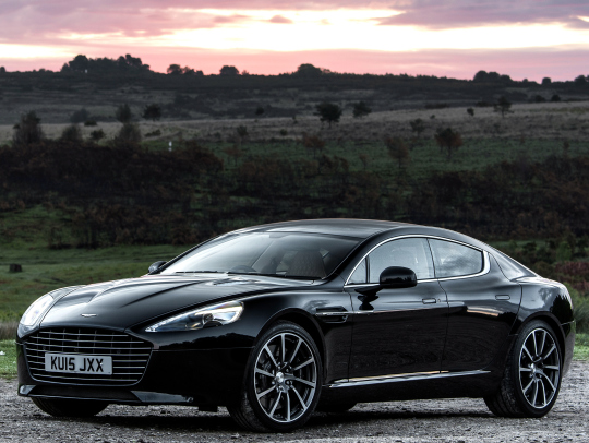 Aston Martin Rapide S Uk Spec 2013 Pr