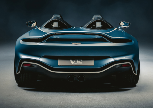 Aston Martin V12 Speedster Worldwide 2020 Pr