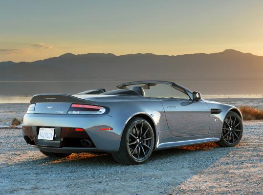 2015 17 Aston Martin V12 Vantage S Roadster North America 2014 17