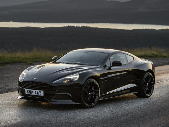 Aston Martin Vanquish Carbon Black 2014 16
