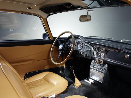 Interior Aston Martin Db5 Vantage 1964 65