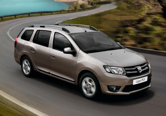 Dacia Logan MCV '2013–16