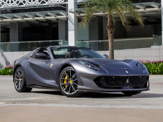 Ferrari 812 Gts Worldwide 2020 Pr