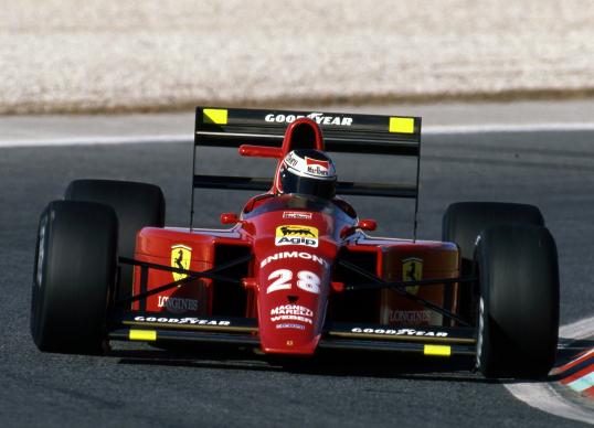 Ferrari F1 89 640 1989