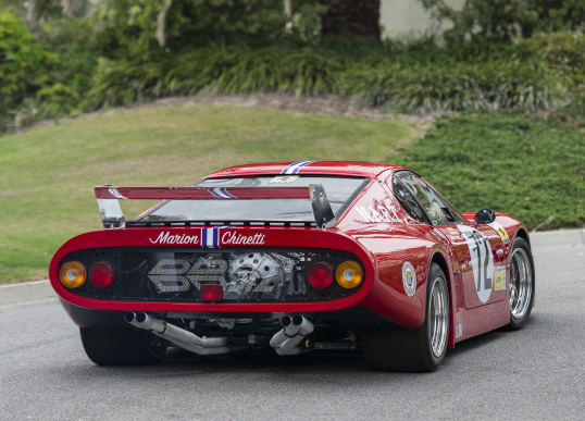 Ferrari 512 Bb Lm Ii Iii 1979 82