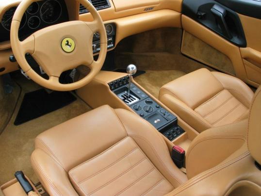 Interior Ferrari F355 Spider Worldwide 1995 99