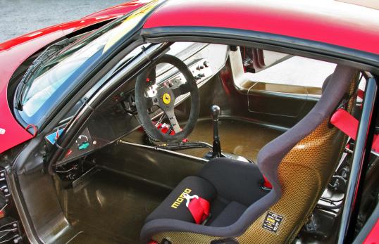Interior Ferrari F50 Gt 1996