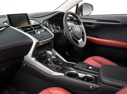 Interior Lexus Nx 300h Au Spec 2014 17