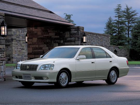 Toyota Crown Royal Saloon (S170) '2001–03